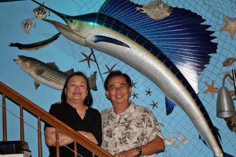 Frank and Sue Ann Yu