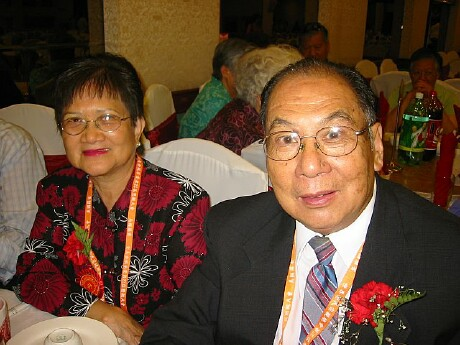 Sacramento Yee Advisor Sherman Yee and wife