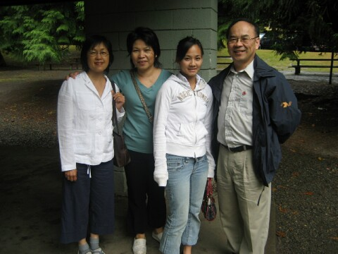 members from the Vancouver, B.C. Yee Fung Toy