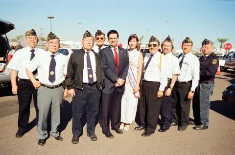 2008                               Phoenix Veterans Parade