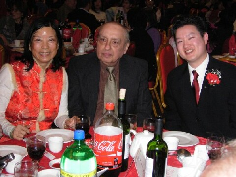 NY State Supreme                 Court Justice Dorothy Chin-Brandt, Bernie Cohen, and                 Dave
