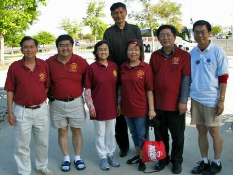YMFC Board members