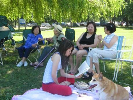 Vancouver YFT                   Family Picnic