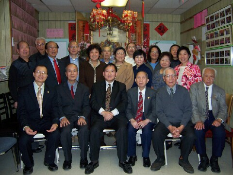 CCC Director Visits NE YFT 2008