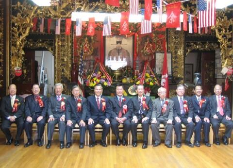 2007 SF YFT                       Spring Banquet group