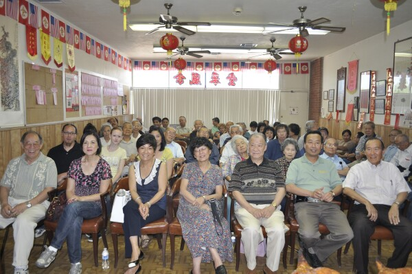 Distinguished Guests                               in Overflow Attendance at Clan Hall YFT                               Anniversary 2011