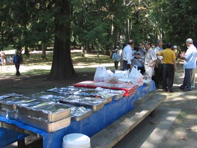 Image of Seattle Picnic