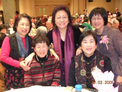 Image of                   Ladies of YFT
