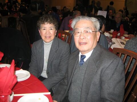 Grand Advisor Dr. James Yu and Wife