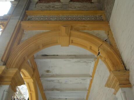 Restoration on Ancestor Hall in China