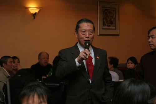 Seattle YFT President Hing Yu