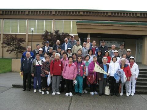 Vancouver YFT                   Seniors Day Trip 01