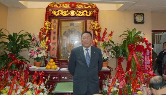 CCBA President Eric Ng